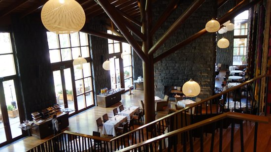 Tambo del Inka, a Luxury Collection Resort & Spa : Dining