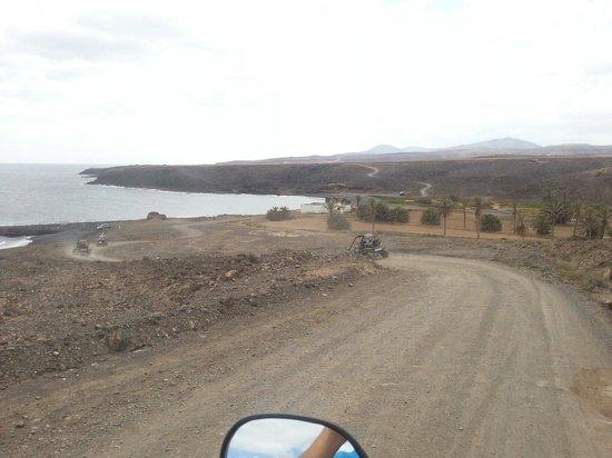 Autos Frenchy Excursiones Quads Buggys: Chemin volcanique et vue imprenable sur l'île. ...