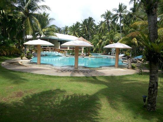 Albuera, Φιλιππίνες: pool area