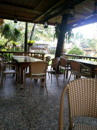 Baybayon Ni Agalon: dining area