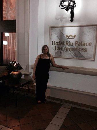 Hotel Riu Palace Las Americas : Риу!!