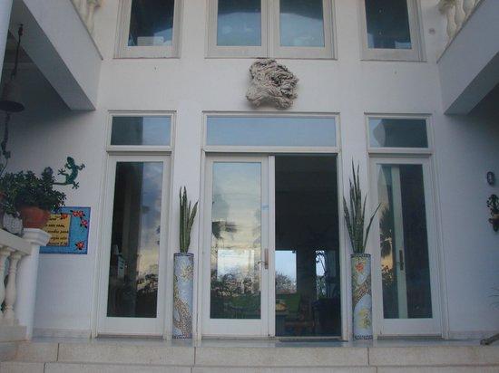 Hosteria Mar y Sol : Casa principal