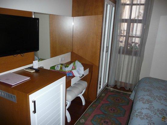 Dogan Hotel : Zimmer 117
