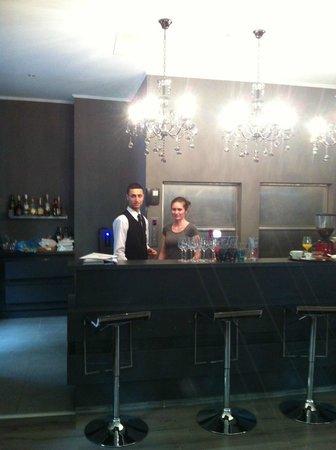 Hotel Trianon: le bar