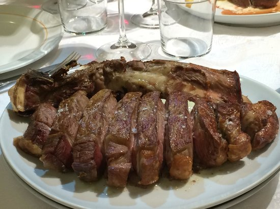 Restaurante San Fermin : Muy bueno