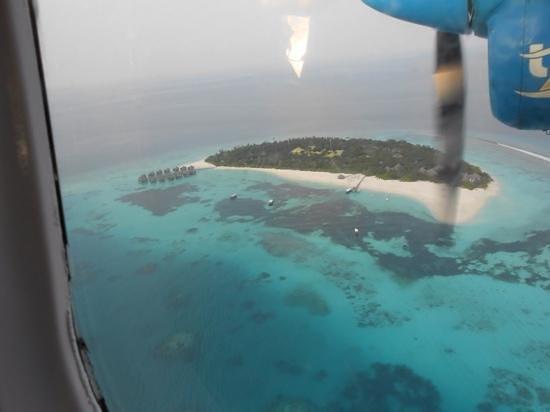 Coco Palm Dhuni Kolhu : From the seaplane - wonderful experience!