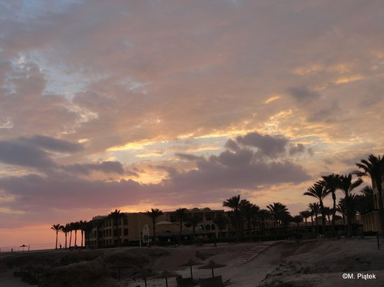 Jaz Lamaya Resort : Before sunrise