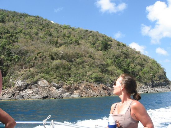 Born to Rhumb Charters : Random view from our day out