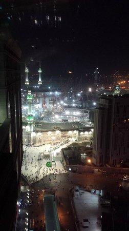 Swissotel Makkah : My view in Makkah