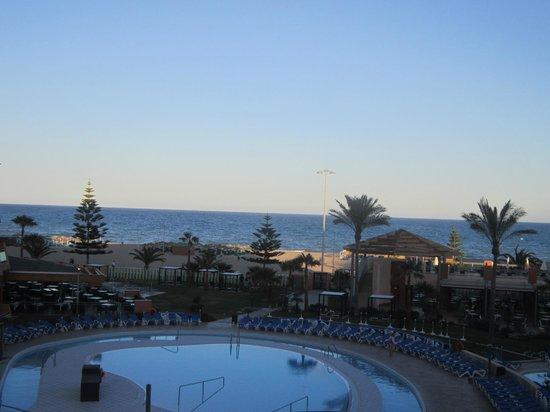 Protur Roquetas Hotel & Spa: Kamer 256 met uitzicht!♥