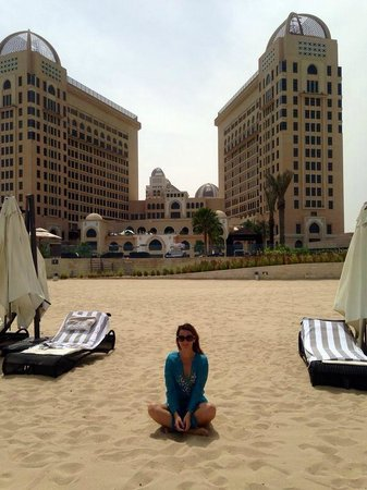 The St. Regis Doha: Beach