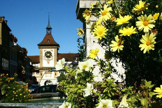Murten, Switzerland: Berntor