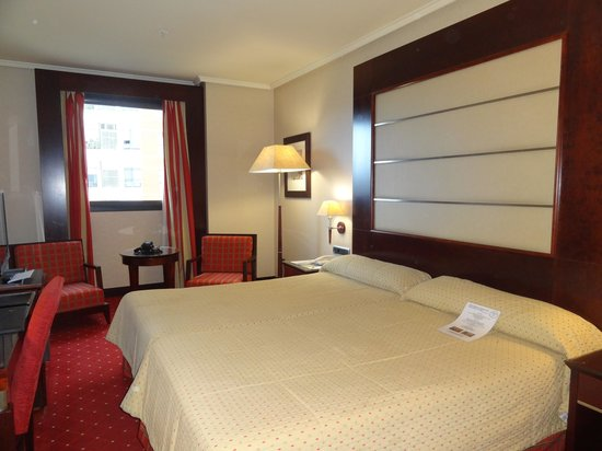 Hotel Sevilla Center: camera
