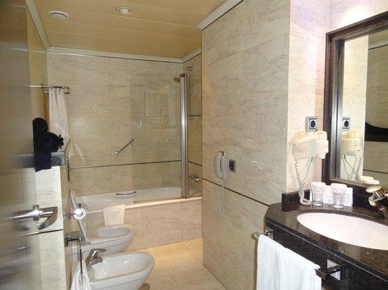 Hotel Sevilla Center: bagno