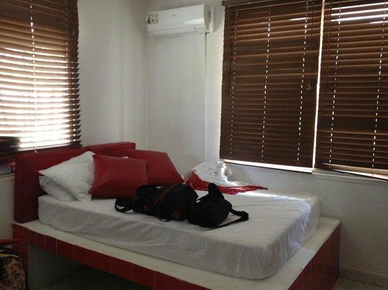 Hosteria Mar y Sol: Nuestra habitacion