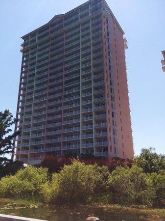Blue Heron Beach Resort: Tower 2