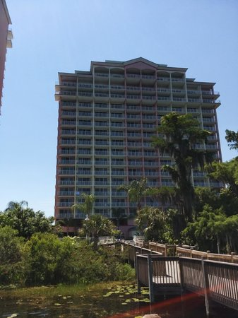 Blue Heron Beach Resort : Tower 1