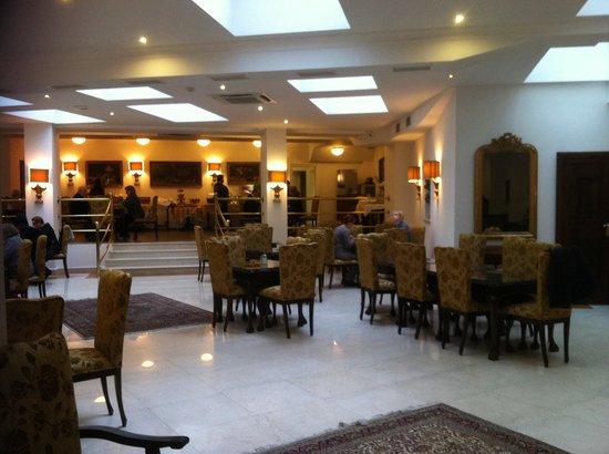 Residence Leon D'Oro: Sala colazione