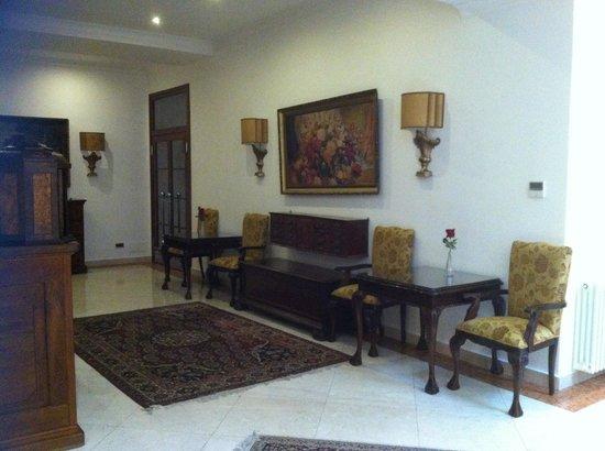 Hotel Leon D'Oro: Sala