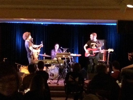 Jeremy Fisher & Lemon Squeeze live at Irene's Pub