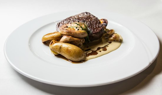 Magnum Club & Restaurant: Filet Rossini