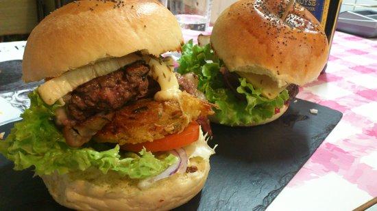 Karrement Burger, Le Petit Michotte: le saint hiver