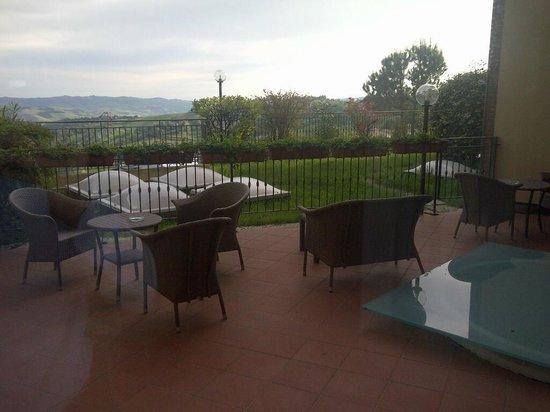 Mamiani Hotel Urbino : Spazi Comuni