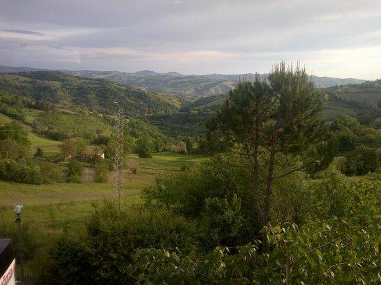 Mamiani Hotel Urbino : Camera 214 Vista