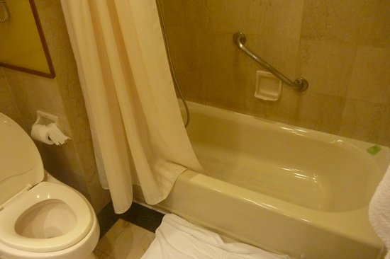 Hotel Sintra: ванна