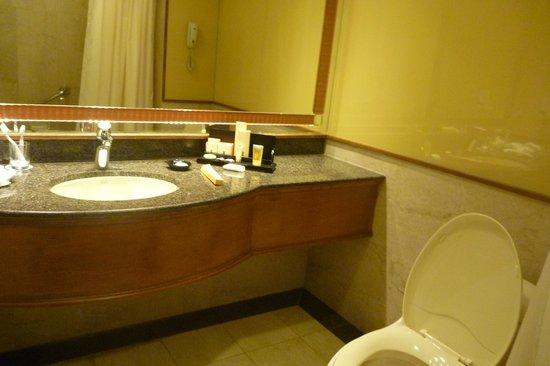 Hotel Sintra: ванная комната