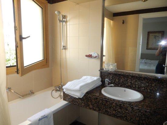 Prestige Hotel Mar y Sol Elit: salle de bain