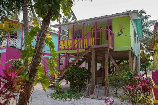 Barefoot Beach Belize: Außenanlage