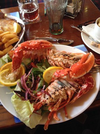 The Ship Inn: Saturdays scrumptious supper