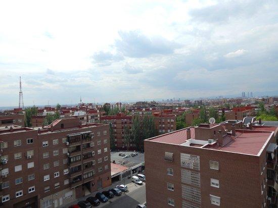 Silken Torre Garden: vista