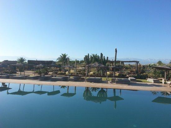 Fellah Hotel: vue agréble