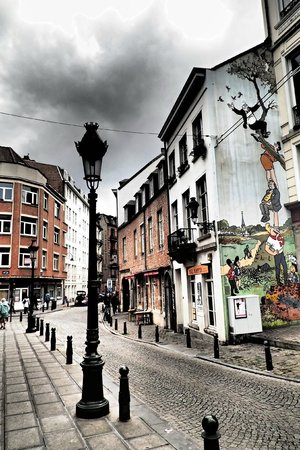 Once in Brussels : Once Upon a Time in Brussels