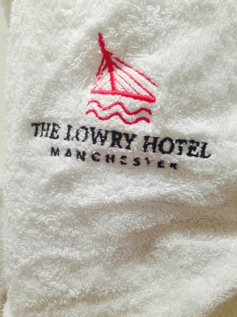 The Lowry Hotel : Bathrobe