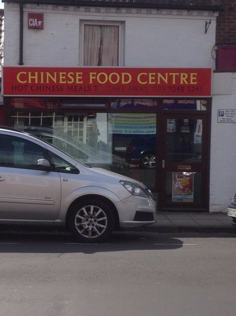 The Chinese Food Centre