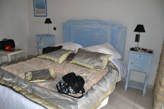 La Musardise : La chambre bleue...