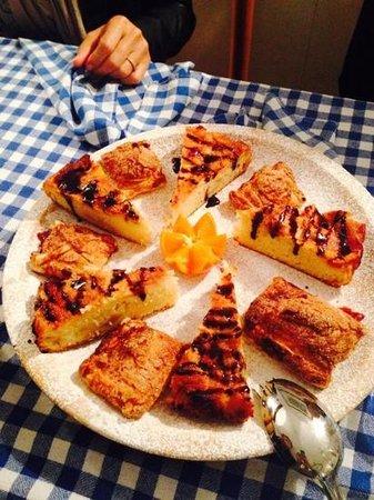 La Romana: il dolce della casa