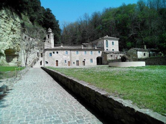 Relais del Borgo Hotel & SPA : L'Eremo dei Frati Bianchi - Facciata Esterna