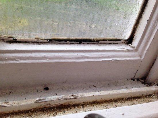Old Grey Mare: Bedroom window (room 9)