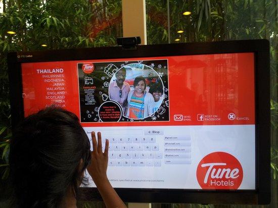 Red Planet Bangkok Asoke: tune 1