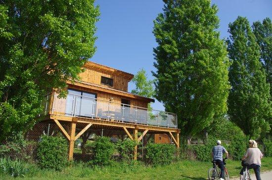 Kanopée Village de Trévoux : Cottage