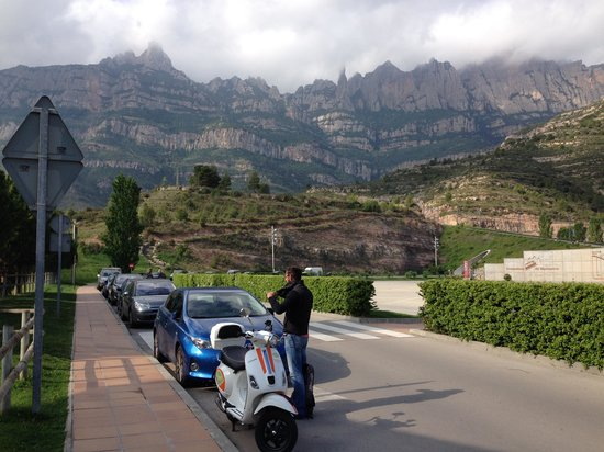 Vesping: Montserrat