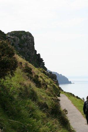 Escape The City Tours - Day Tours: Part of the coast walk