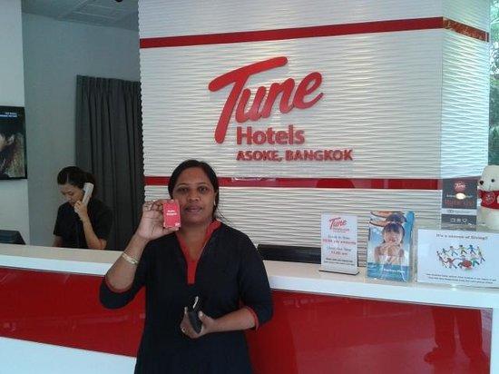 Red Planet Bangkok Asoke : tune 2
