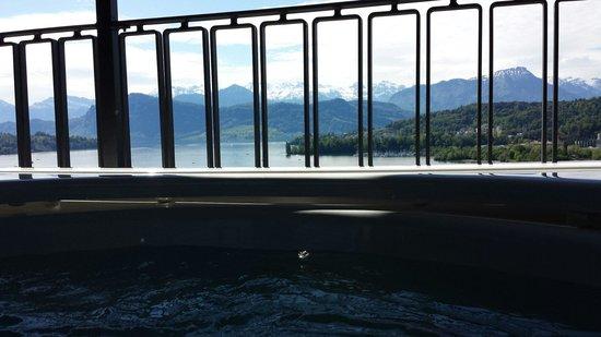 Art Deco Hotel Montana Luzern: 11