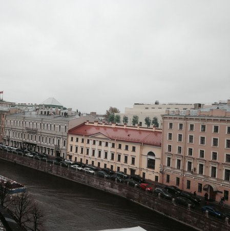 Domina St.Petersburg: View from Room 603