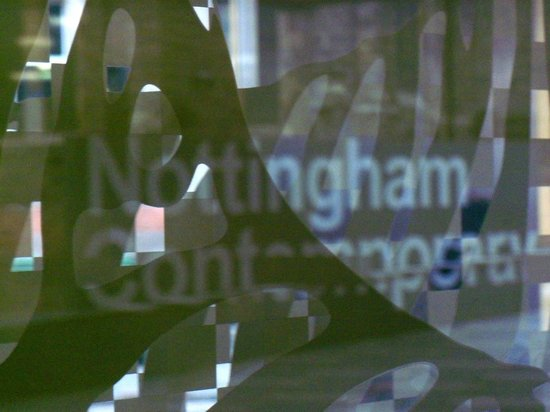 Nottingham Contemporary Art Gallery: Strange reflection
